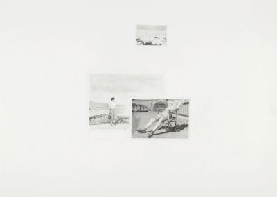 Debbie Hill - Untitled - Graphite on Arches
