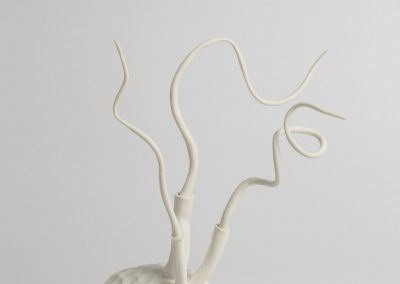 Debbie Hill - The Seeping - Porcelain
